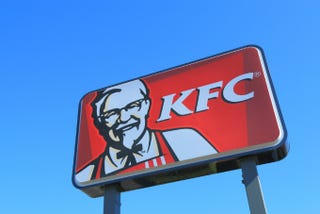 """Illustration for article titled KFC Customer Anonymously Sends in $2, Apologizes For """"Stealing"""""""