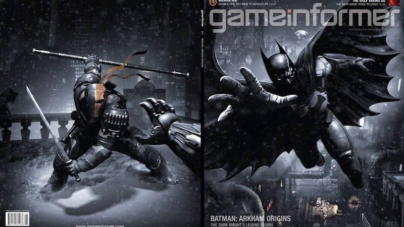 Illustration for article titled Batman: Arkham Origins Is Coming This Fall