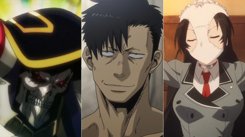 five must watch anime for summer 2015