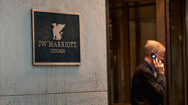 Marriott Faces Massive Class-Action Lawsuit Over Hotel Reservation Data Breach