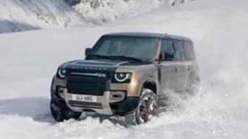 Here's Even More of the 2021 Land Rover Defender Before You're Supposed To See It