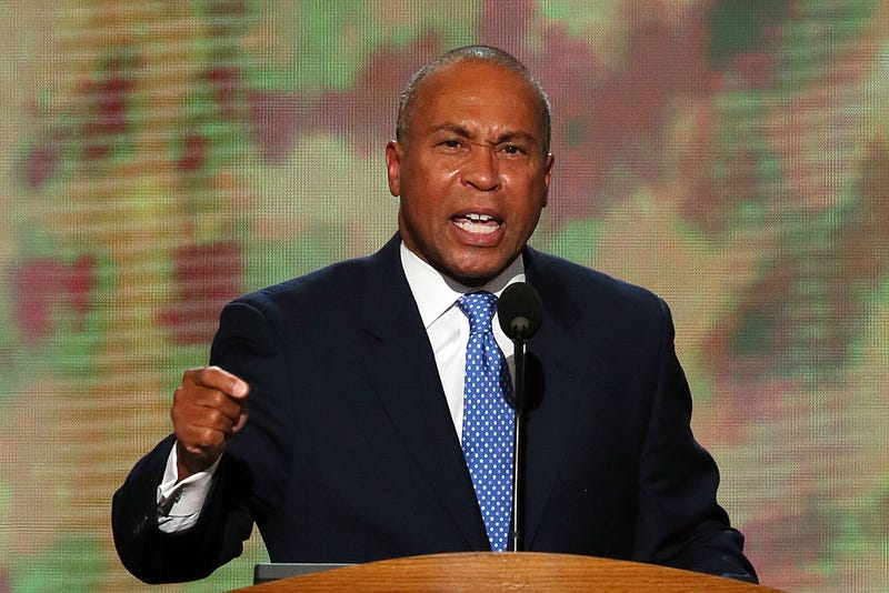 Obama Wants Deval Patrick To Run For President