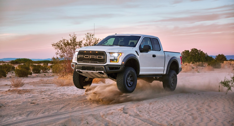 Illustration for article titled The 2017 Ford F-150 Will Debut With A Whopping 450 lb-ft Of Torque And A Ten Speed Automatic