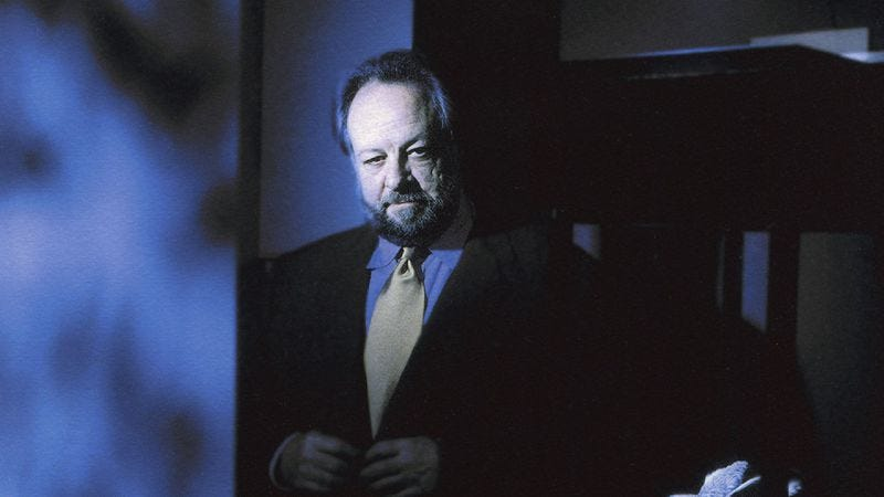 Illustration for article titled Deceptive Practices: The Mysteries And Mentors Of Ricky Jay