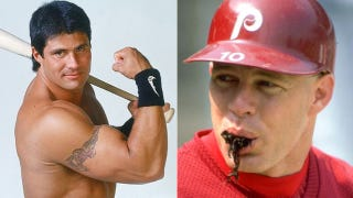 Illustration for article titled It's Come To This: Lenny Dykstra And Jose Canseco Will Fight A Celebrity Boxing Match