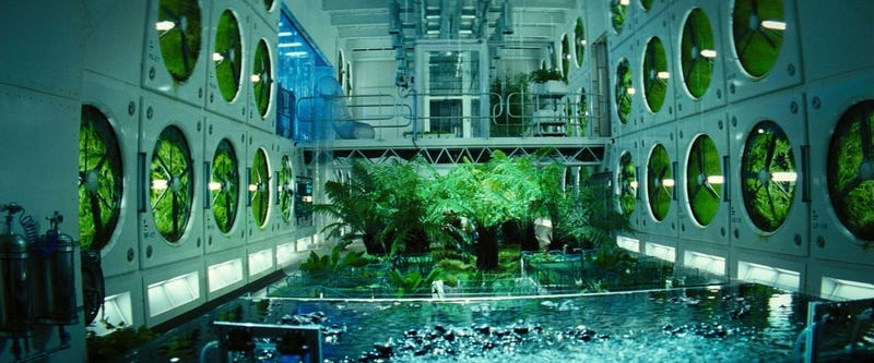 Illustration for article titled Scientists Are Perfecting the LED Lighting For Our Future Space Gardens