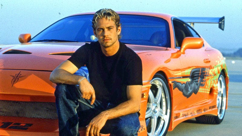 Illustration for article titled Paul Walker's Life To Be Commemorated In New Documentary