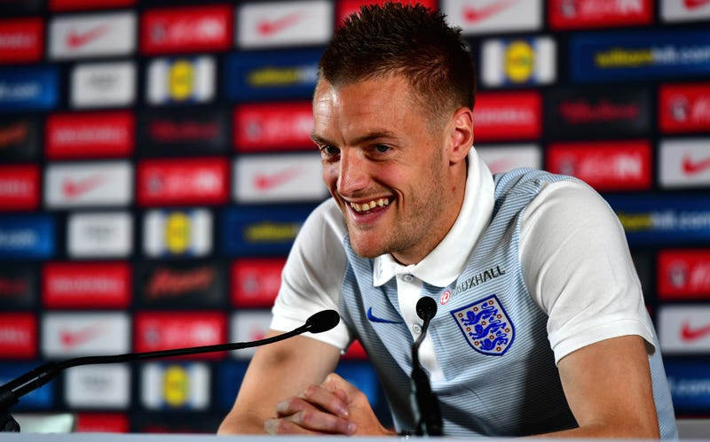 Illustration for article titled Jamie Vardy Snubs Arsenal, Agrees To New Contract With Leicester