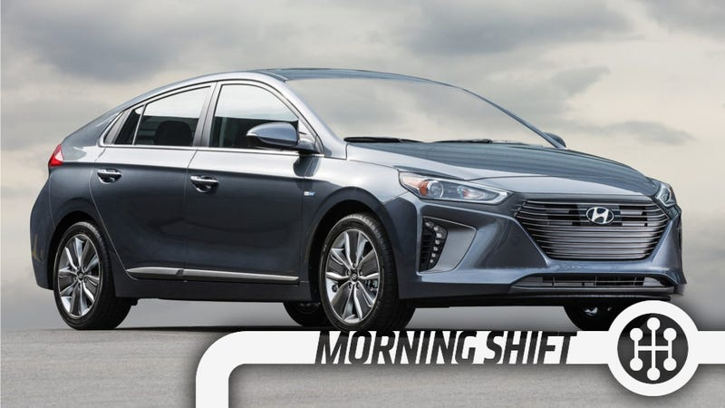 Illustration for article titled Hyundai Wants A Chevrolet Bolt Competitor By 2018