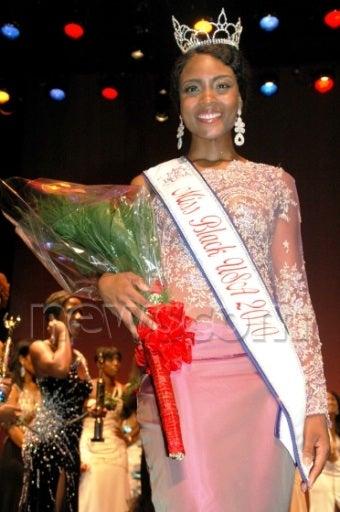 Miss Black America 2010 Osas Ighodaro