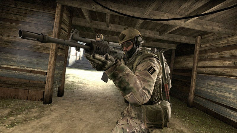 Illustration for article titled New Counter-Strike Incorporates Old Mod