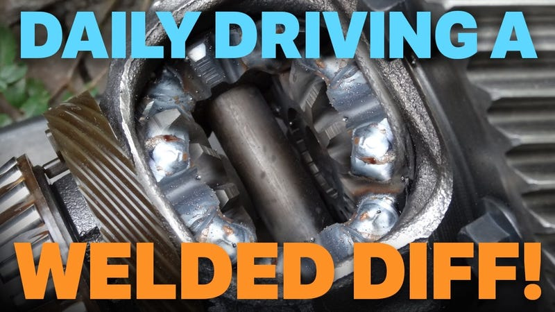 The Pros And Cons Of Welding A Car S Differential
