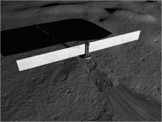 Illustration for article titled NASA Cooks Up Plans for Nuclear Reactor Under the Surface of the Moon
