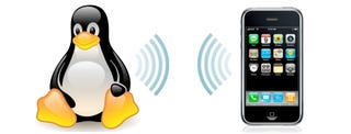 Illustration for article titled Sync Your iPhone Wirelessly in Linux