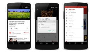 Illustration for article titled YouTube comienza a probar la reproducción de vídeos offline en Android