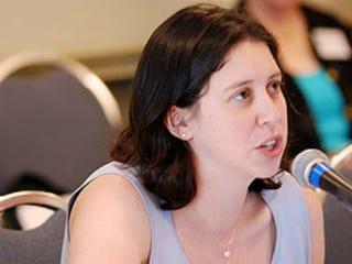 Naomi Schaefer Riley (the Pew Forum)