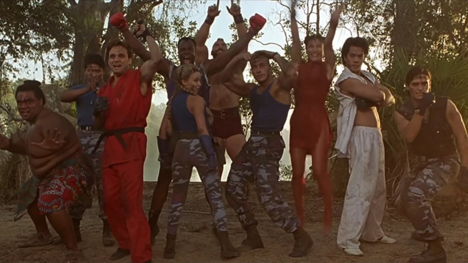 """Jean-Claude Van Damme was apparently """"coked out of his mind"""" filming Street Fighter"""