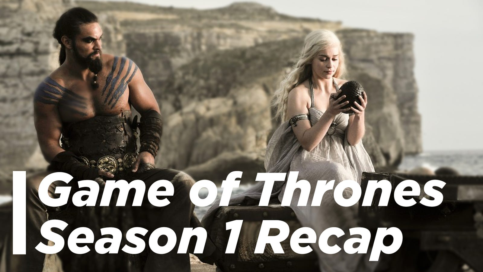 io9's Game of Catch-Up: Recapping Game of Thrones Season One