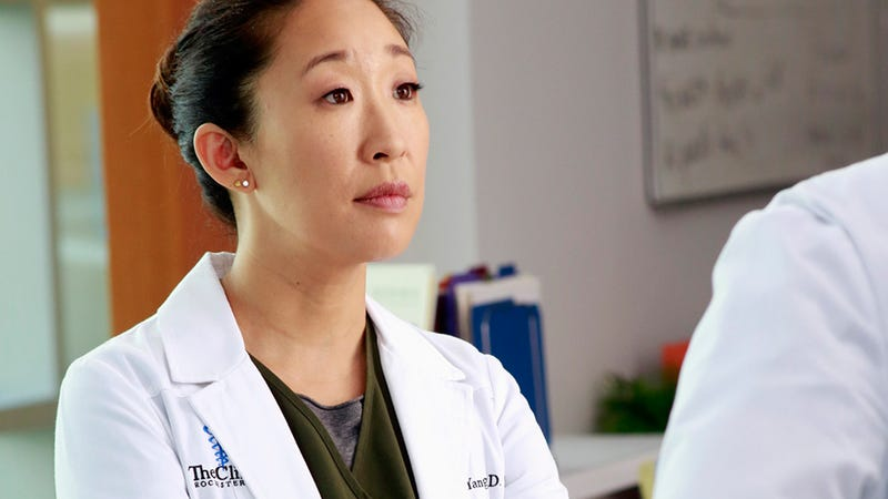 Illustration for article titled Sandra Oh Bails On Grey's Anatomy, Leaving Us With (Ugh) Meredith