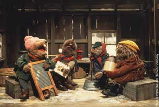 Illustration for article titled The Otters Are No Longer Satisfied With Their Jug Band Christmas