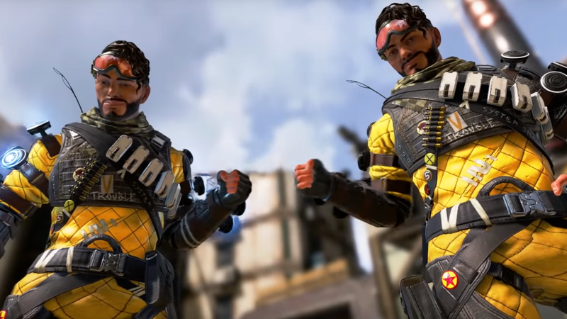 Illustration for article titled Apex Legends Players Are Suggesting Improvements For Mirage's Useless Ultimate Ability