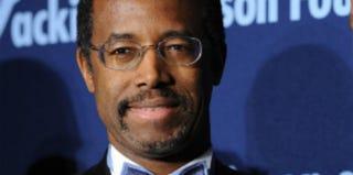 Dr. Benjamin Carson (Stan Honda/Getty Images)