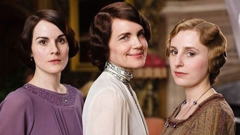 Illustration for article titled Miss Downton Abbey? Here Are Some Season 5 Spoilers.