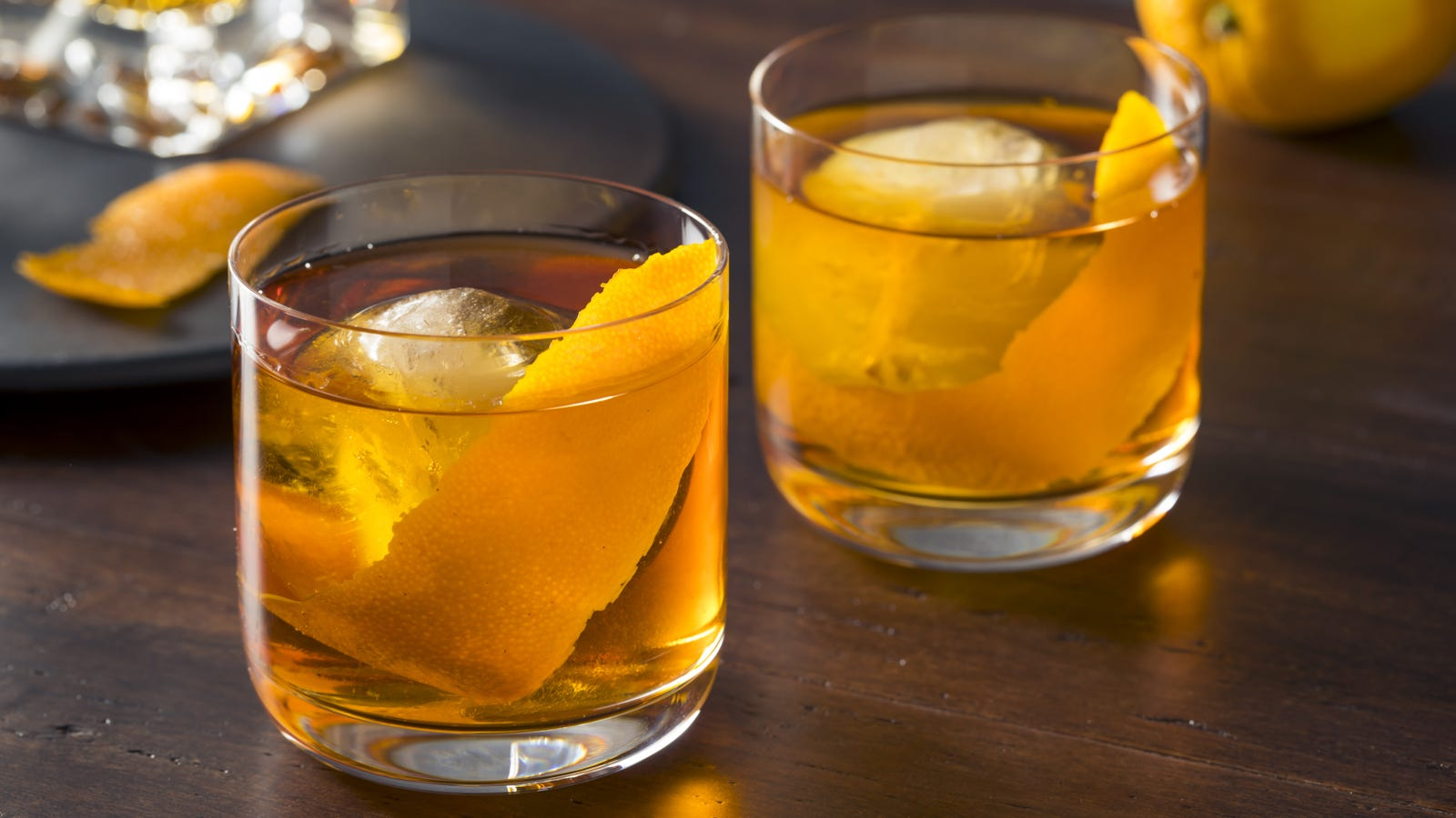 Why Your Old Fashioned Needs Crème de Cacao