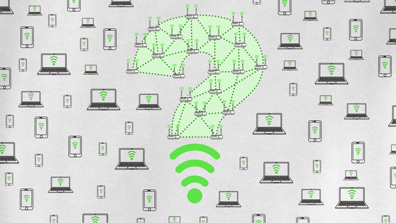 Illustration for article titled What Is Mesh Networking and Will It Solve My Wi-Fi Problems?