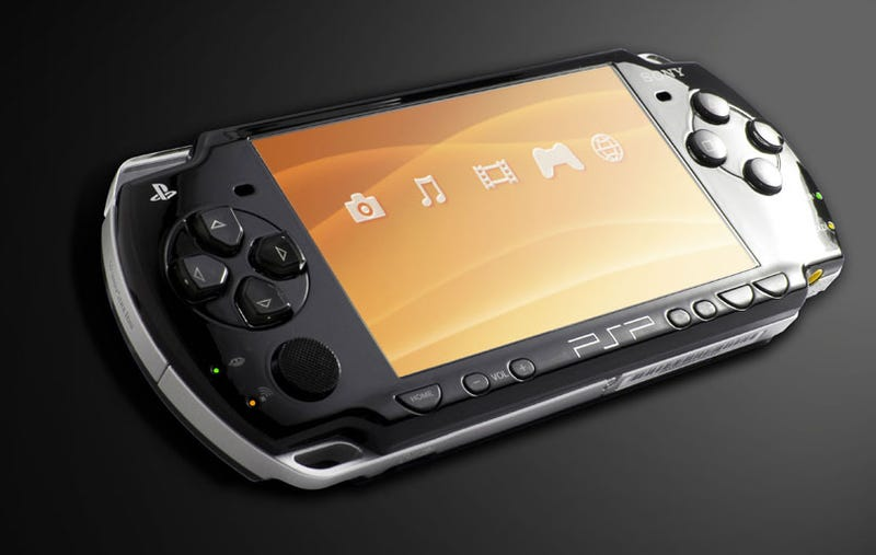 Illustration for article titled Sony: Big PSP Games Are Coming, We Promise