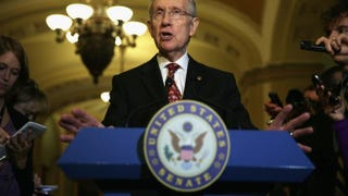 U.S. Senate Majority Leader Harry Reid (D-Nev.) in 2013Alex Wong/Getty Images