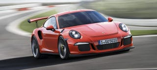 Illustration for article titled 2016 Porsche 911 GT3 RS: This Is It