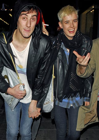 Illustration for article titled There Is Totally More To Agyness Deyn Than Skinny Jeans And Bloodshot-Eyed Hipsters