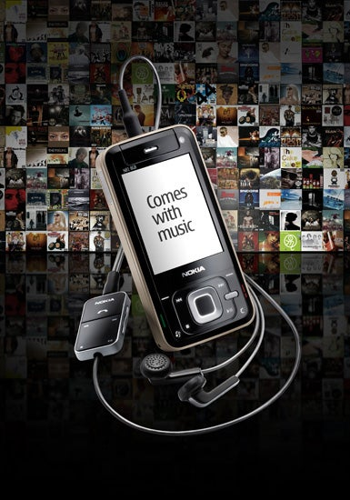 Illustration for article titled Nokia to Offer Unlimited, Everlasting, Free Music with Universal