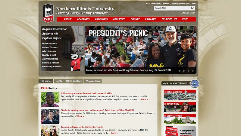 Illustration for article titled Northern Illinois University Bans Social Media, Happiness for Faculty