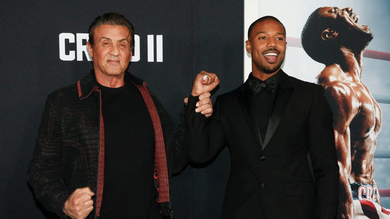 creed ii delivers a record breaking debut at the box office