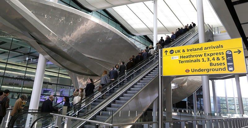 Illustration for article titled La Terminal 5 de Heathrow no se llamará Terminal Samsung Galaxy S5