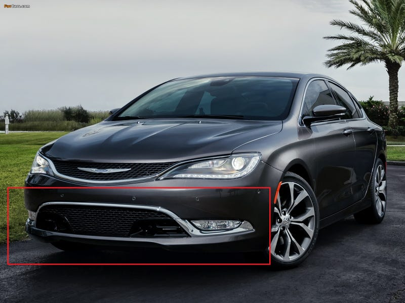 Illustration for article titled Cannot Unsee: Chrysler 200 edition
