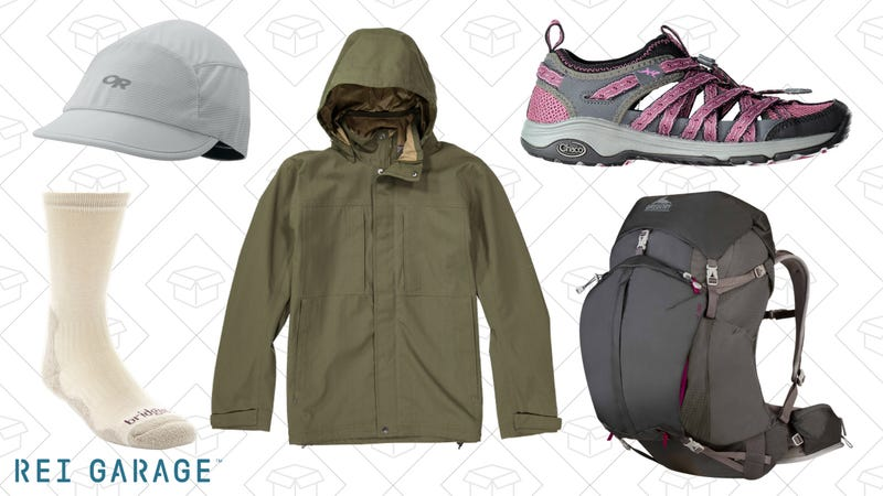 Up to 70% off select gear | REI Garage