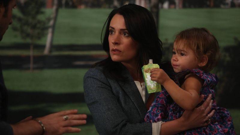 Paget Brewster, Emelia/Layla Golfieri (FOX)