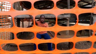 Sierra Leone Is Down To Its Last Cases Of Ebola