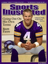 Illustration for article titled So, Is Vikings' Owner Zygi Wilf Interested In Signing Favre?