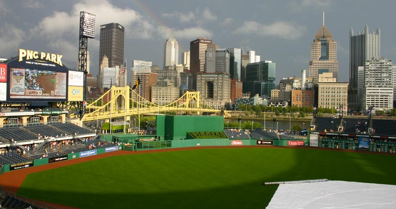 Illustration for article titled Teenager Robs, Carjacks PNC Park Usher, Leaves Him To Die