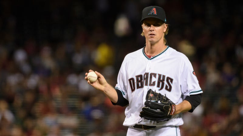 Illustration for article titled You Could Microwave A Hot Pocket In The Time It Took Zack Greinke To Throw This Damn Pitch