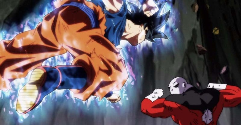 Illustration for article titled Toei Animation says they haven´t given the rights for the public showing of Dragon Ball Super Chapter 130