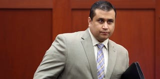 George Zimmerman in court (Gary W. Green/pool/Getty Images)