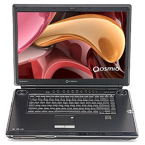 Illustration for article titled Toshiba Launches Qosmio G35 Laptop With Core 2 Duo and HD-DVD
