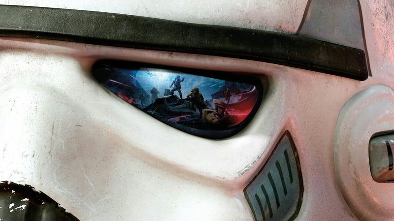 Illustration for article titled Star Wars: Battlefront - Open Beta Impressions