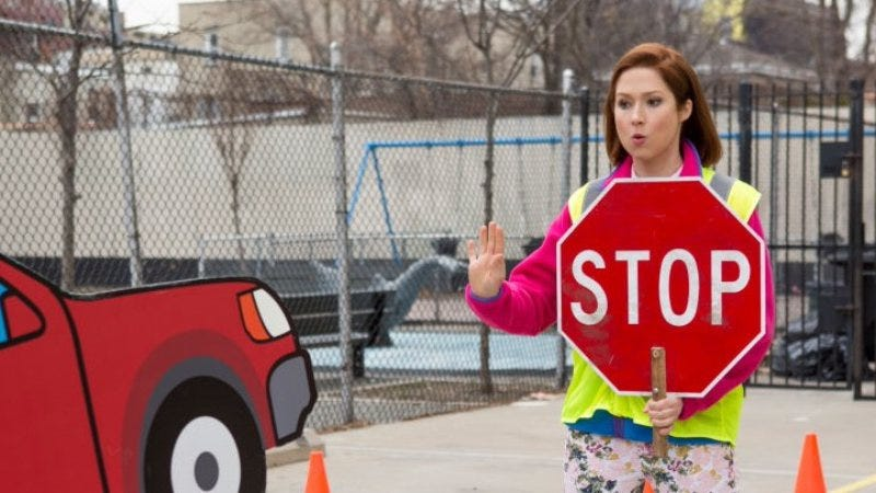 Illustration for article titled Unbreakable Kimmy Schmidt takes unexpected turns in season three finale