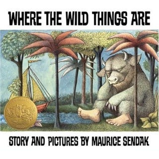 Illustration for article titled Where The Wild Things Are...